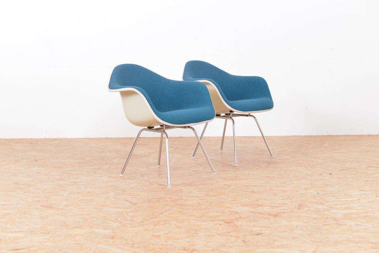 sessel von charles ray eames f r vitra 2er set bei. Black Bedroom Furniture Sets. Home Design Ideas