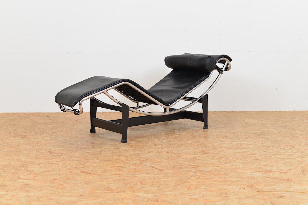 Vintage LC4 Sessel von Le Corbusier, Pierre Jeanneret, & Charlotte ...