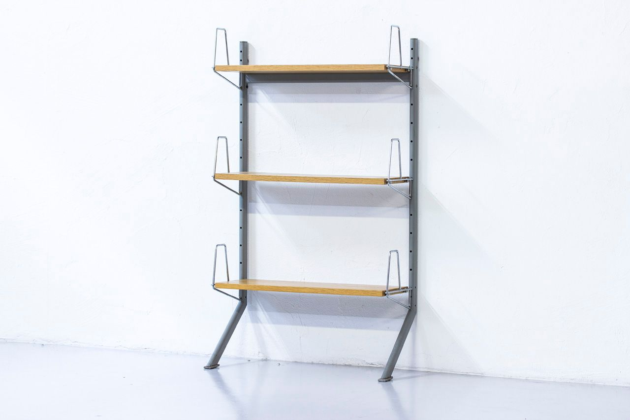 Swedish Bookshelf System From Exqvisita 1960s For Sale At