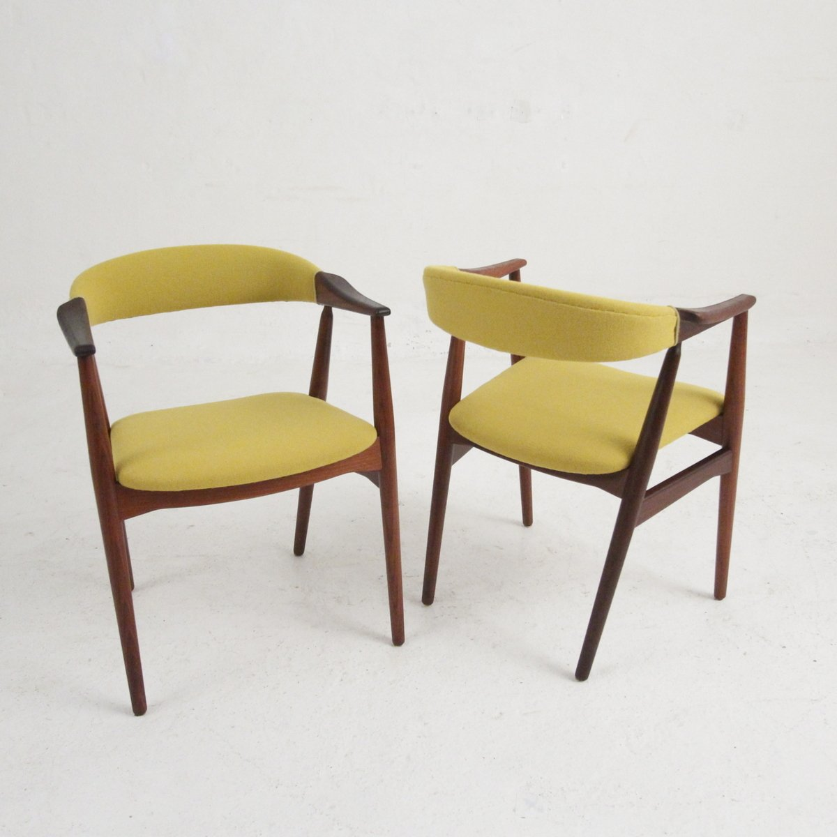 Danish Modern Dining Chair: Danish Modern Dining Chairs In Rosewood, 1960s, Set Of 6