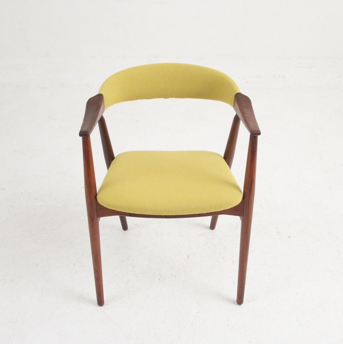 danish modern dining chairs in rosewood 1960s set of 6