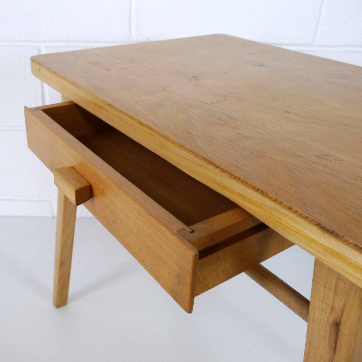 schreibtisch stuhl f r kinder von baumann 1960er bei pamono kaufen. Black Bedroom Furniture Sets. Home Design Ideas