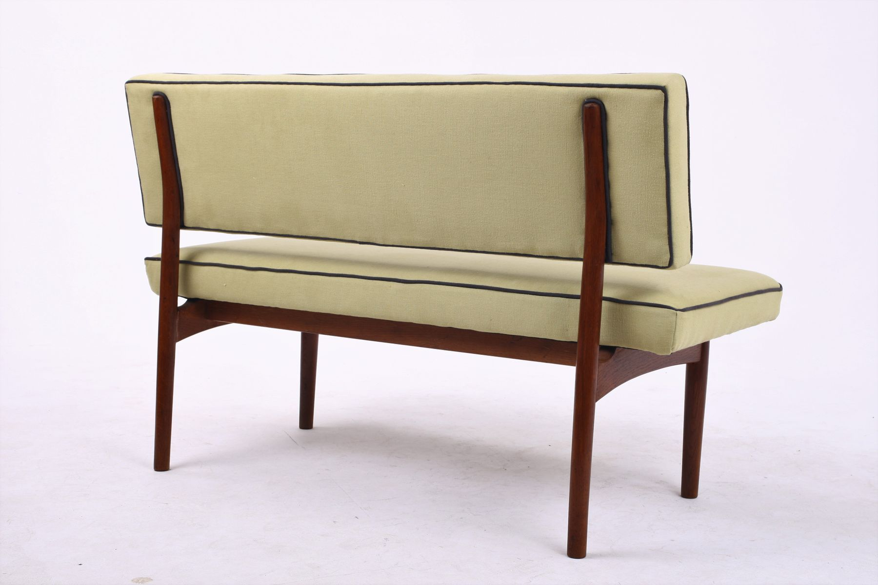 Danish teak sofa bench 1960s for sale at pamono Bench sofa
