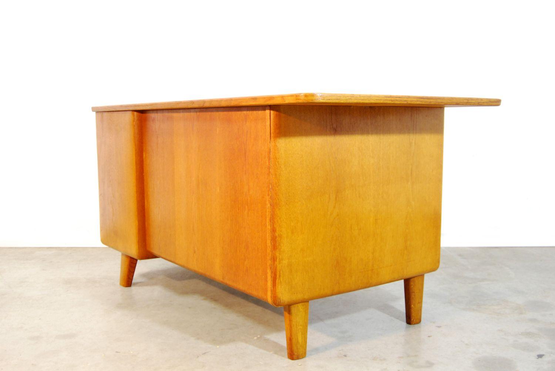 Vintage Scandinavian Writing Desk Amp Chair For Avidaberg