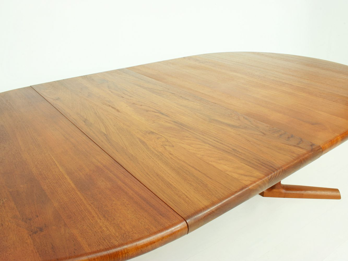 Danish Extendible Solid Teak Dining Table from Dyrlund  : danish extendible solid teak dining table from dyrlund 1960s 8 from www.pamono.co.uk size 1333 x 1000 jpeg 693kB