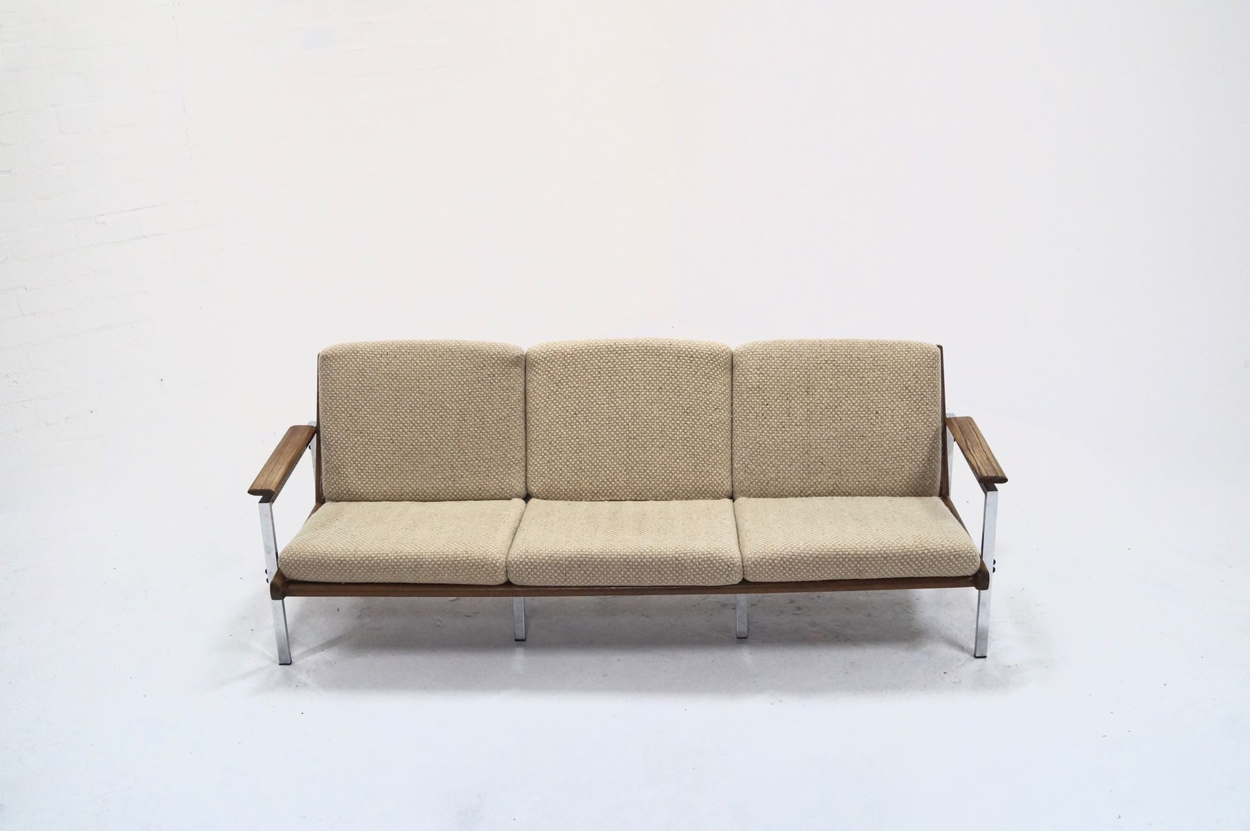 Mid Century Lotus Sofa By Rob Parry For De Ster Gelderland 1960s For Sale At Pamono