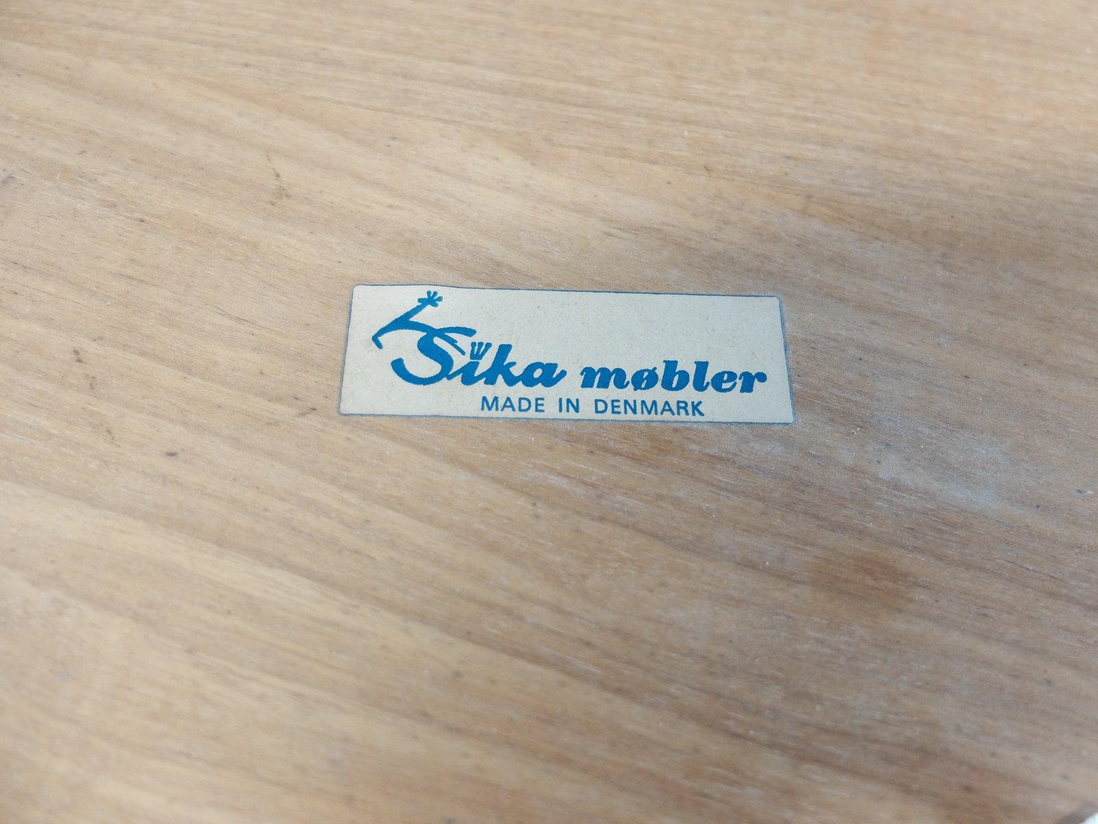 D?nischer Vintage Teak Getr?nkewagen von Sika Mobler bei Pamono kaufen