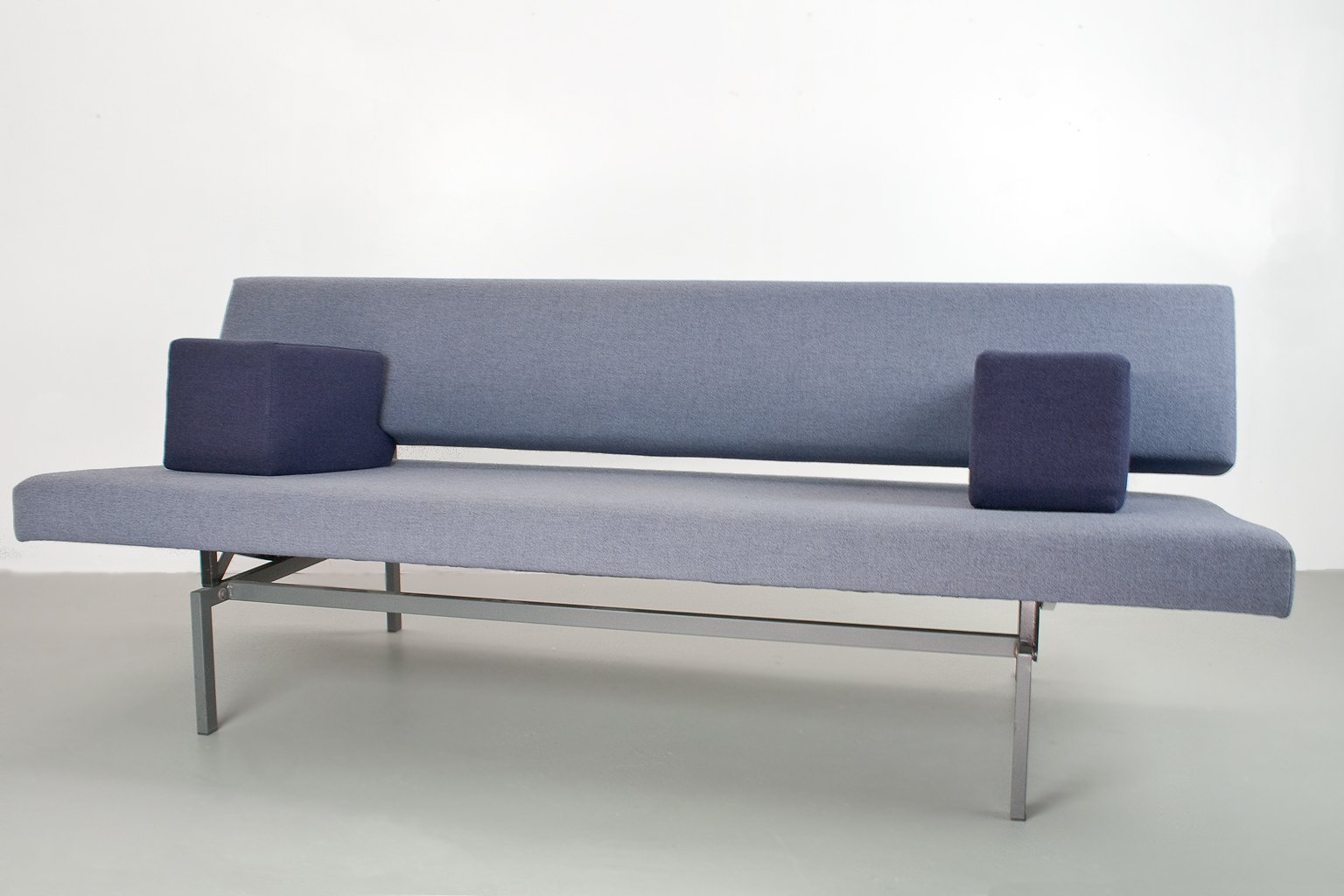 Model 540 sofa bed by van der sluis 1960s for sale at pamono - Sofa van de hoek uitstekende ...