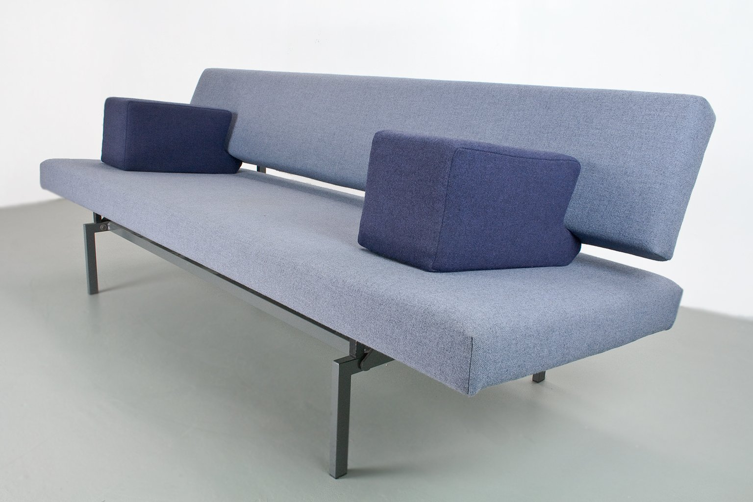 model 540 sofa bed by van der sluis 1960s for sale at pamono. Black Bedroom Furniture Sets. Home Design Ideas