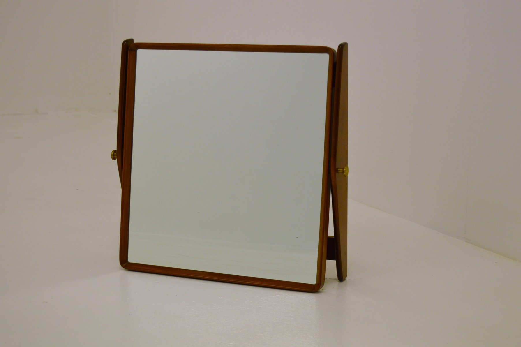 vintage wall or table mirror for sale at pamono