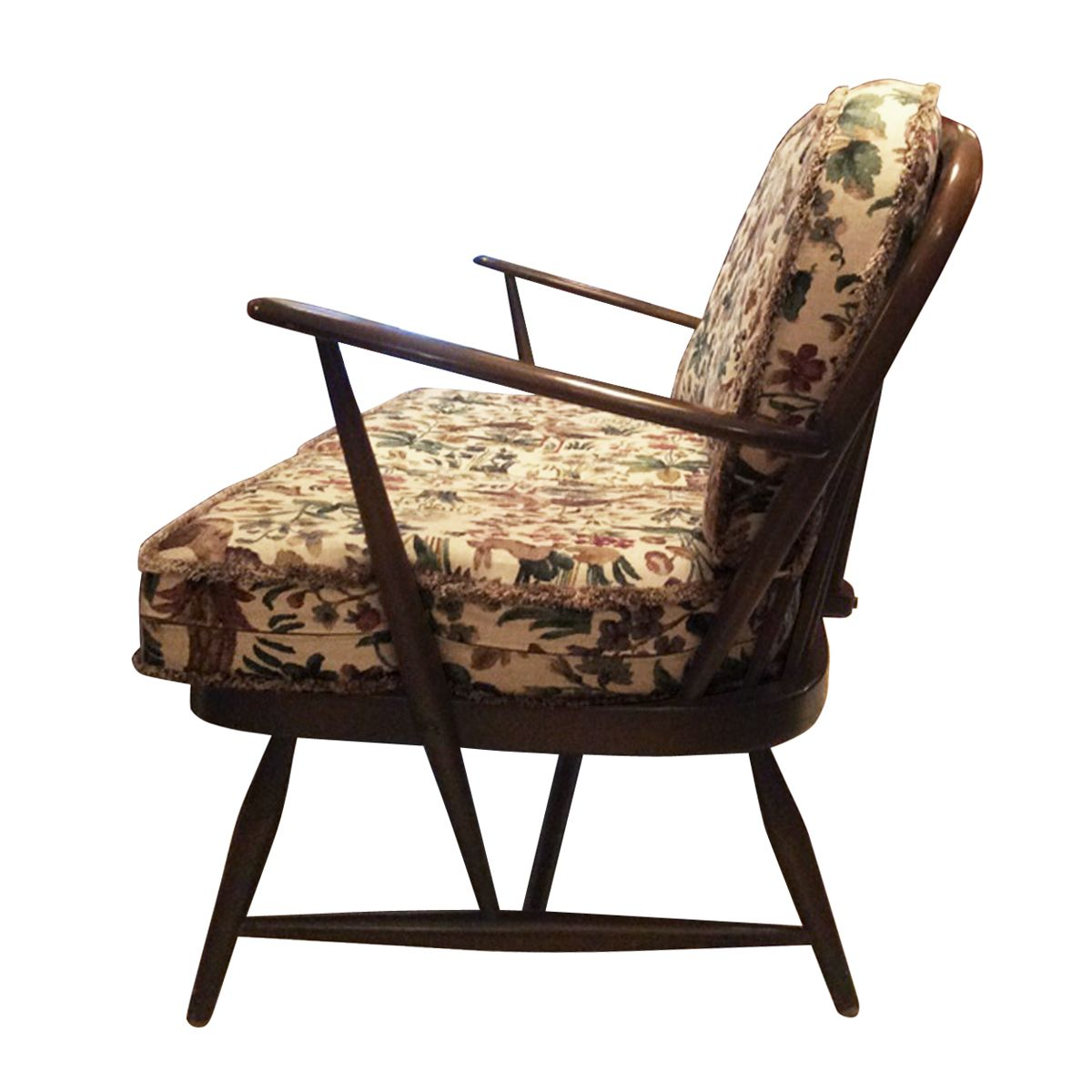 Englisches Zwei Sitzer Sofa Von Ercol 1960er Bei Pamono Kaufen