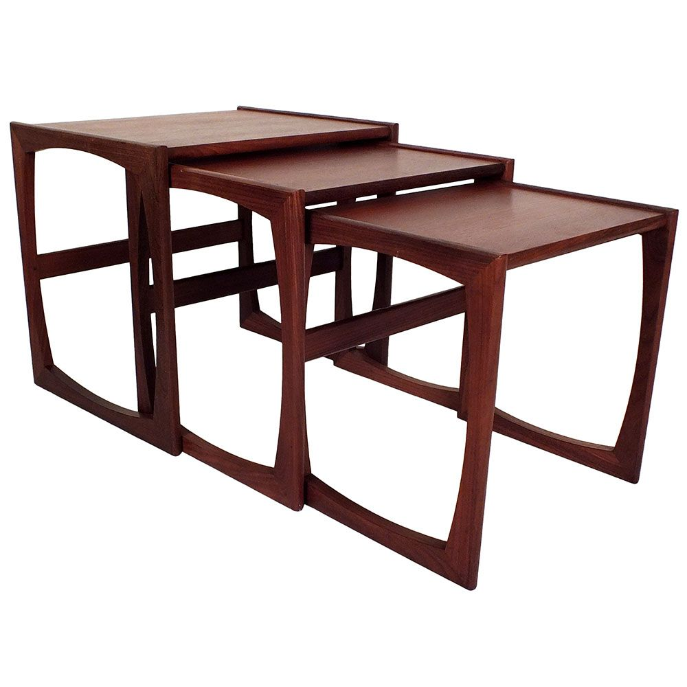 Mid Century Nesting Tables 1960s For Sale At Pamono
