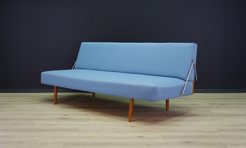 Mid Century Danish Sofa Or Daybed For Sale At Pamono