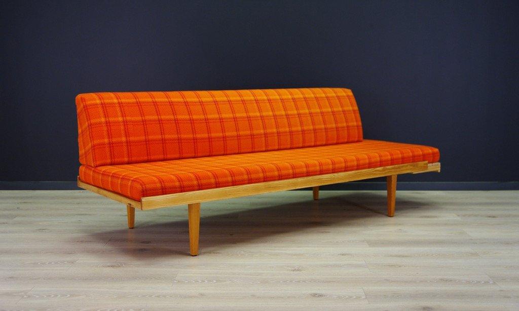 vintage sofa schlafsofa von horsn s bei pamono kaufen. Black Bedroom Furniture Sets. Home Design Ideas