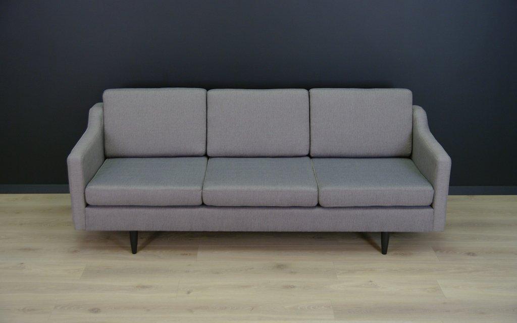 Graues D Nisches Vintage Sofa Bei Pamono Kaufen