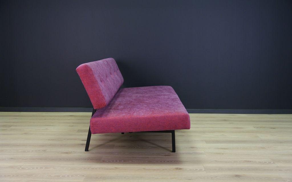 d nisches vintage sofa in rosa bei pamono kaufen. Black Bedroom Furniture Sets. Home Design Ideas
