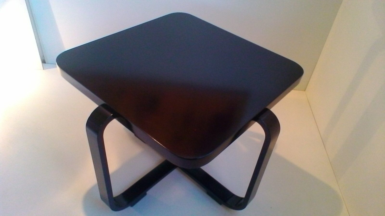 Art Deco Rectangular Bentwood Coffee Table By Jind Ich Halabala For Sale At Pamono