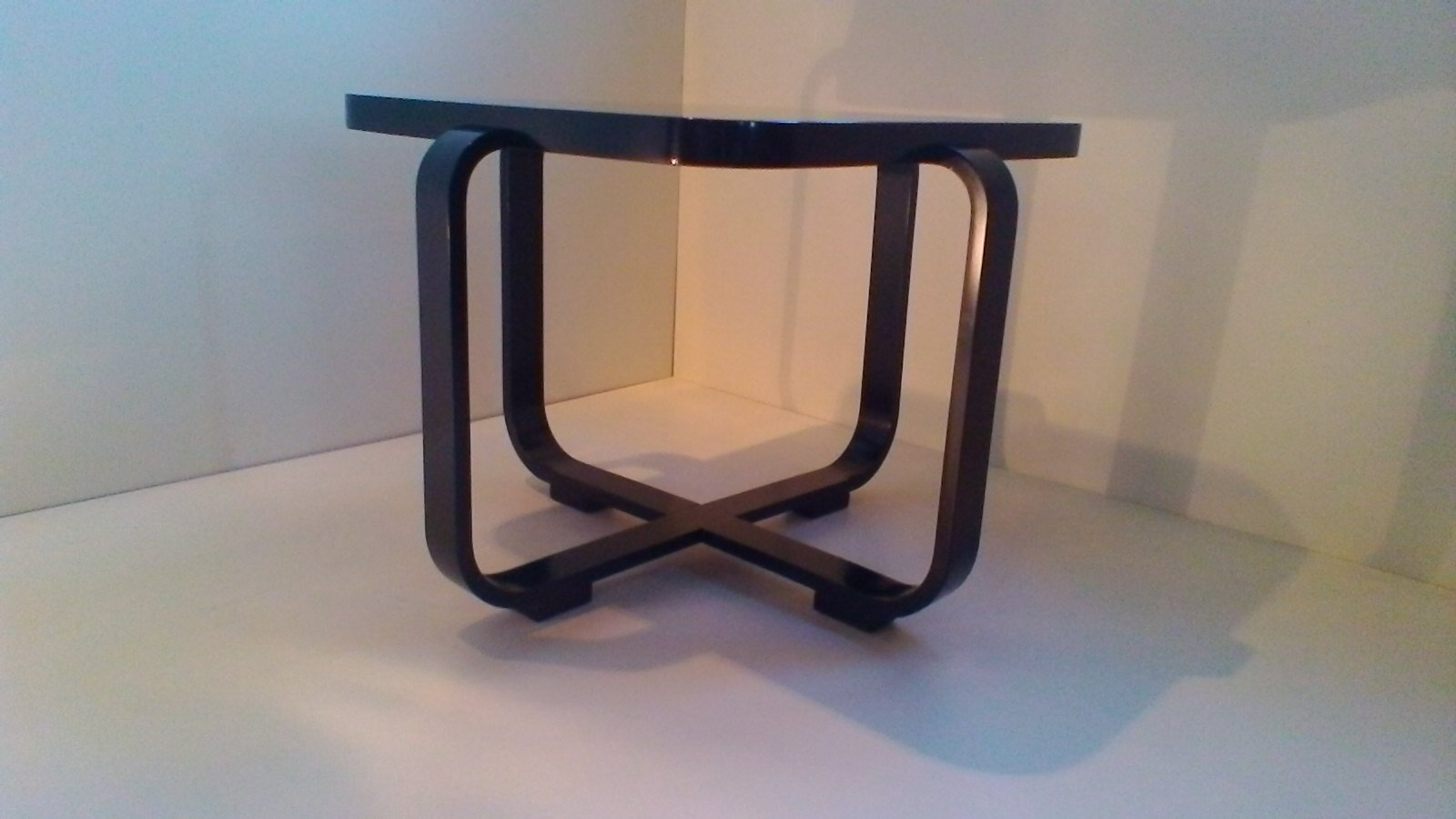 Art deco rectangular bentwood coffee table by jindich halabala art deco rectangular bentwood coffee table by jindich halabala geotapseo Gallery