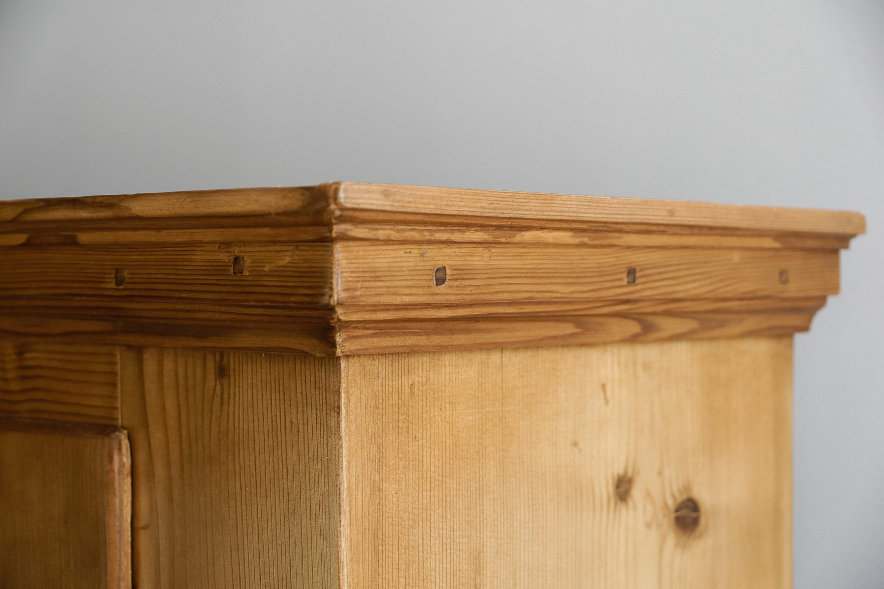 Antique Wooden Kitchen Cabinets ~ Antique wooden kitchen storage cabinet for sale at pamono