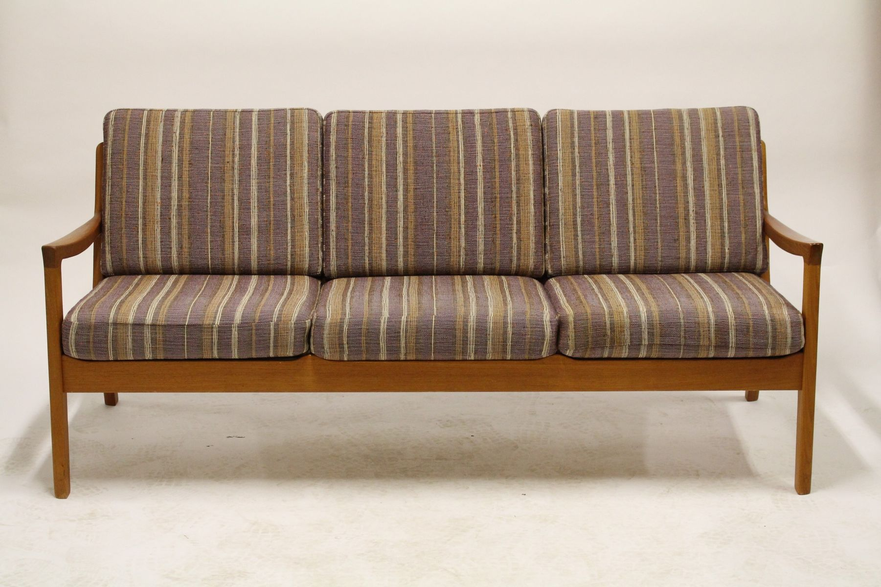 Vintage Senator Sofa by Ole Wanscher for Cado 1960s for sale at