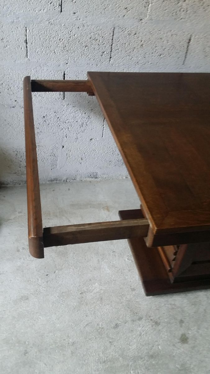 wood dining tables for sale large wooden dining table 1930s for at pamono 1930