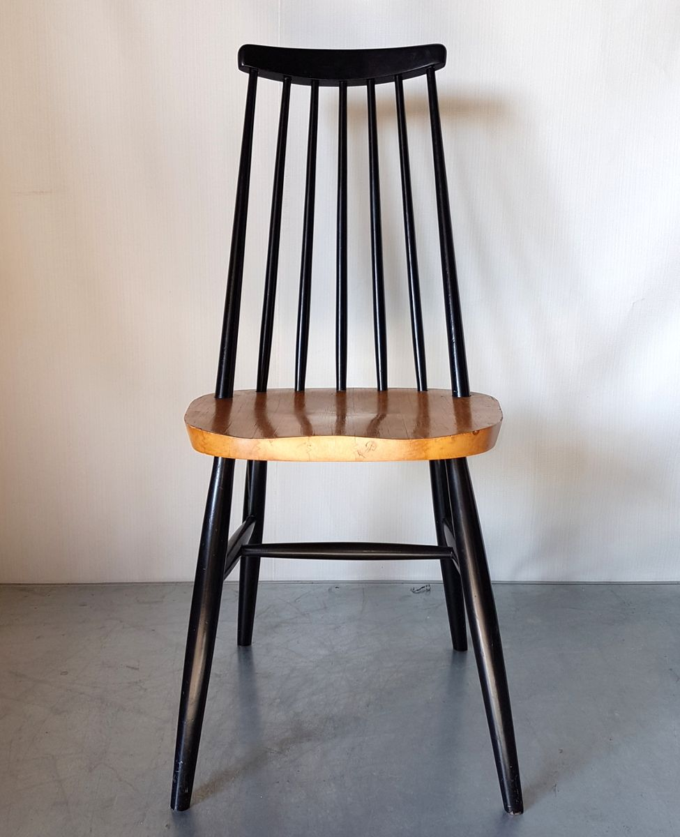 mademoiselle chair by ilmari tapiovaara 1960s for sale at pamono. Black Bedroom Furniture Sets. Home Design Ideas