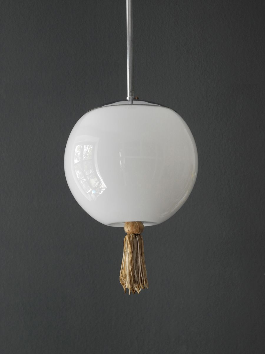 Mid century ceiling lamp by wilhelm wagenfeld for sale at for Mid century ceiling lamp