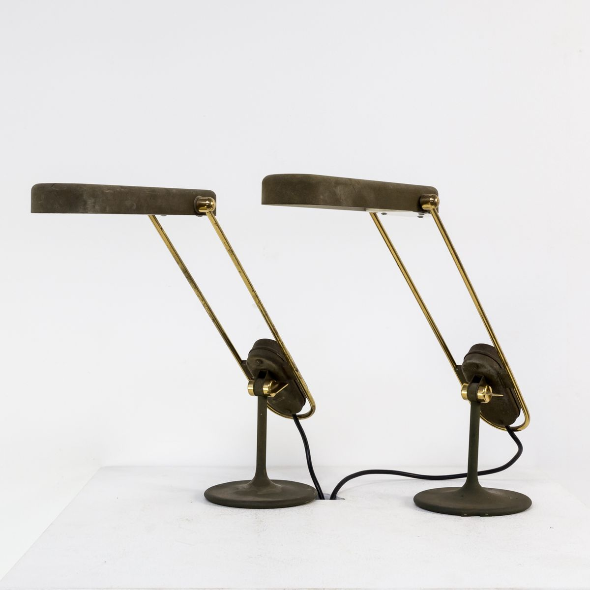Desk Lamps From Philips 1970s Set Of 2 For Sale At Pamono