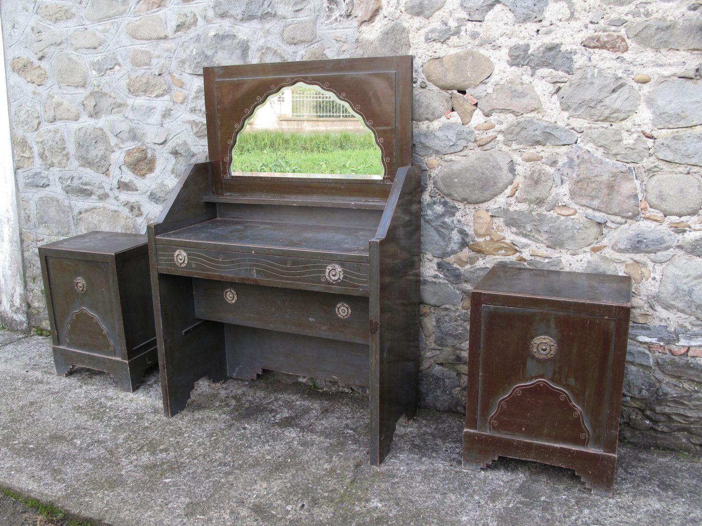 Italienisches schlafzimmer set von gino maggioni f r - Italienisches schlafzimmer ...