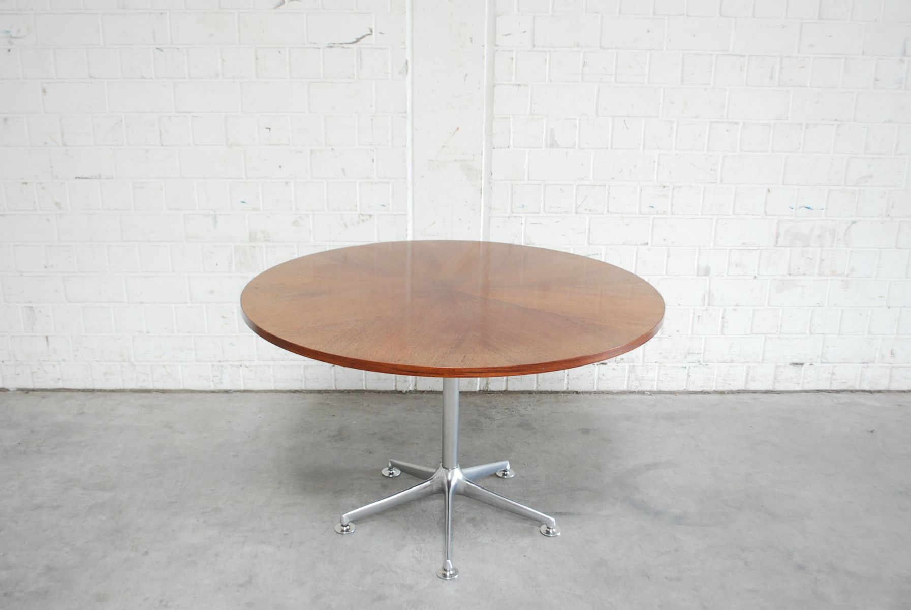 Mid century dining table - Mid Century Dining Table By Ico Parisi For Mim