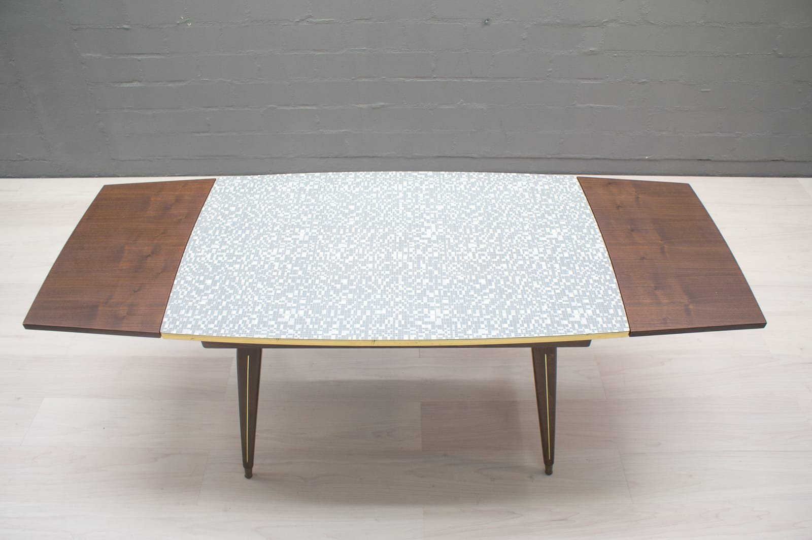 h henverstellbarer couch oder esstisch 1950er bei pamono kaufen. Black Bedroom Furniture Sets. Home Design Ideas