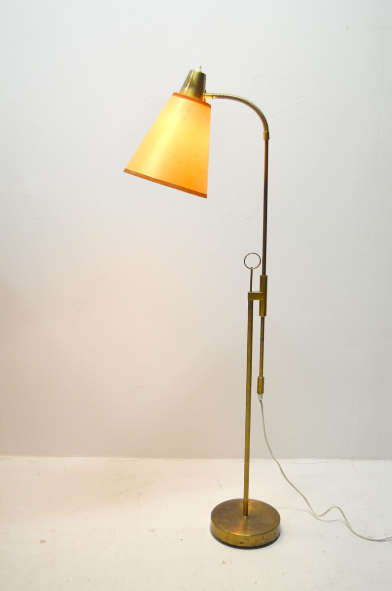 Floor lamp from falkenbergs 1970s for sale at pamono for 1970s floor lamps