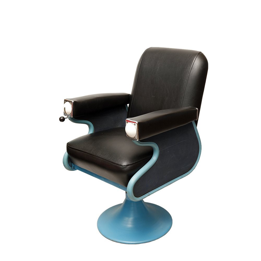 Hairdressing chair by niels koefoed for wella 1950s for for Hairdressing chairs