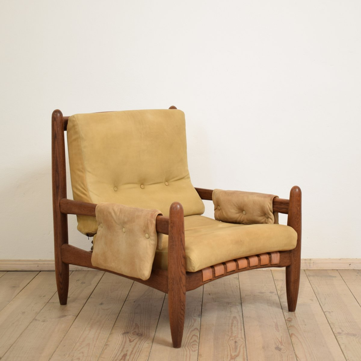 Italian Armchair, 1970s for sale at Pamono