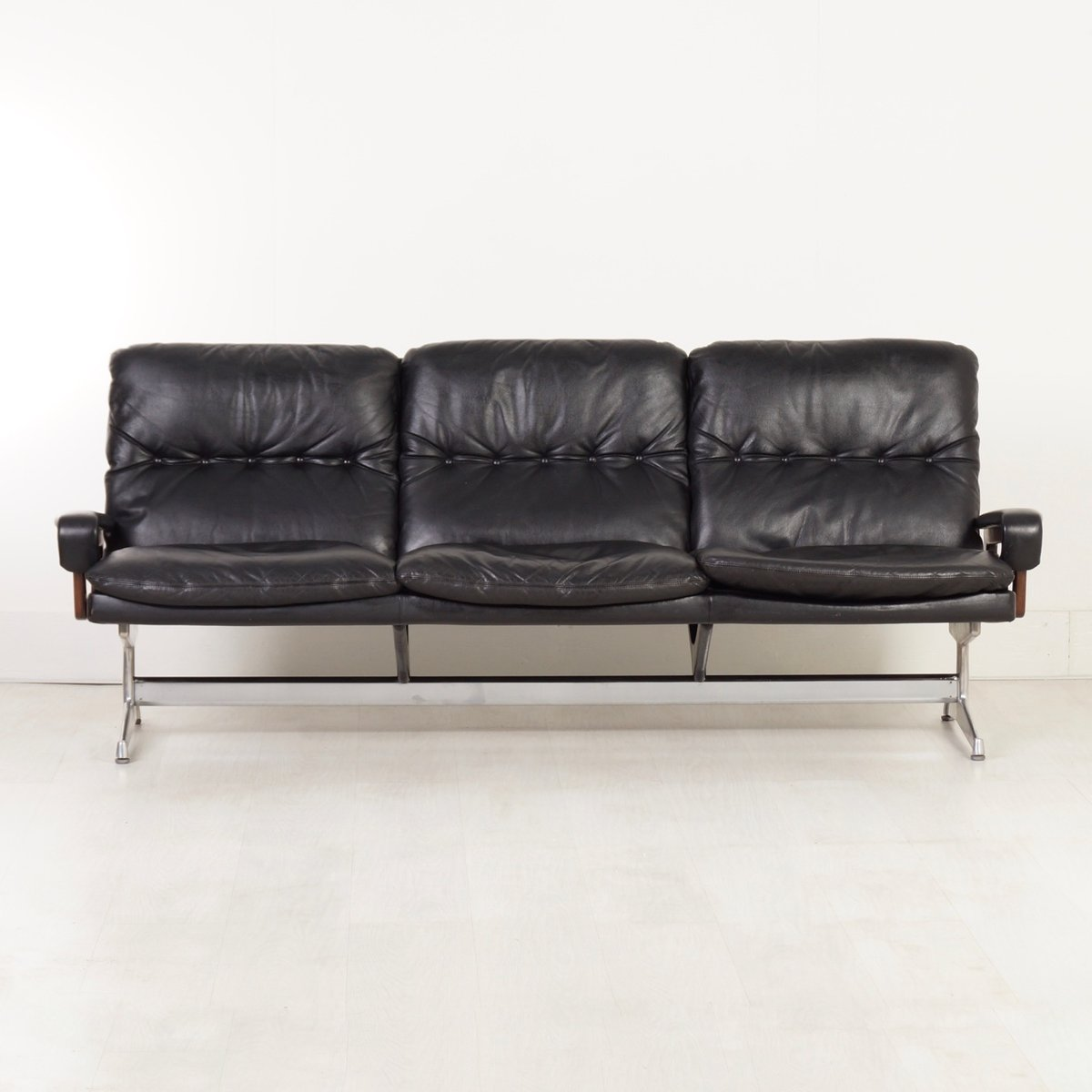 Mid Century King Sofa By Andr Vandenbeuck For Str Ssle