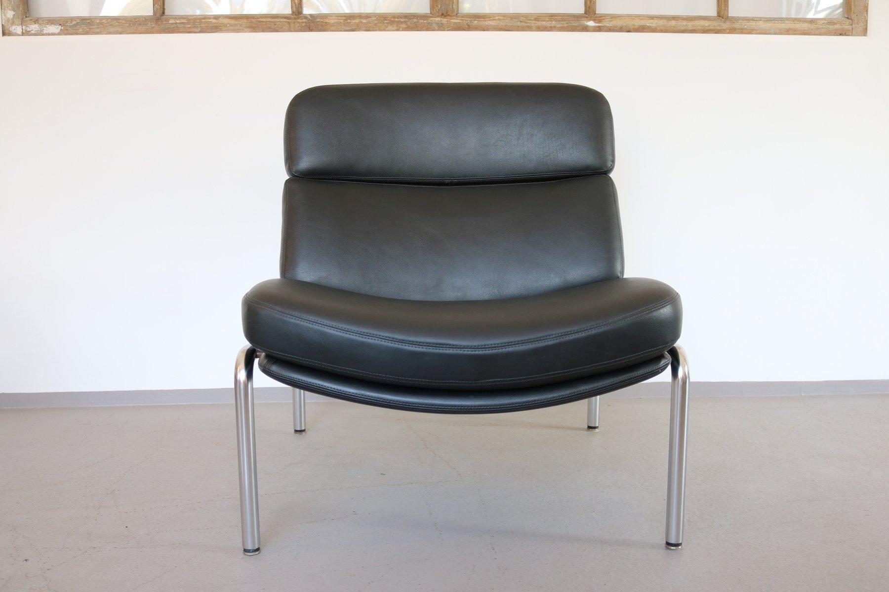 ledersessel von j rgen kastholm f r kusch co 1970 bei pamono kaufen. Black Bedroom Furniture Sets. Home Design Ideas