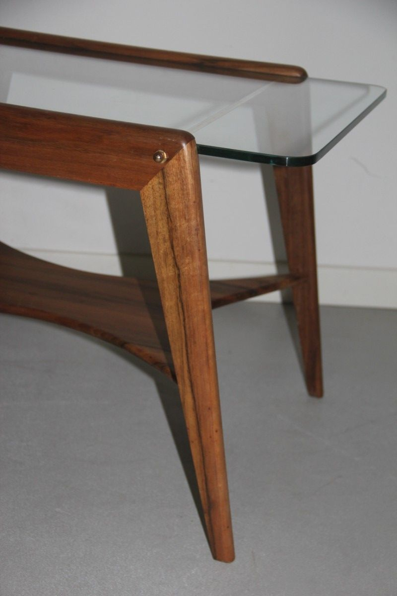 Geometric italian coffee table 1950s for sale at pamono for Italian coffee table