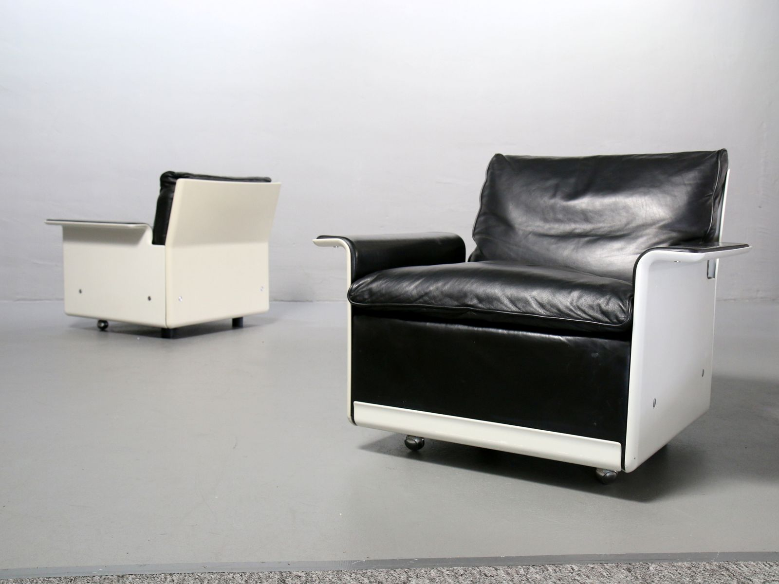 modell rz 620 sessel von dieter rams f r vitsoe 1985 bei pamono kaufen. Black Bedroom Furniture Sets. Home Design Ideas