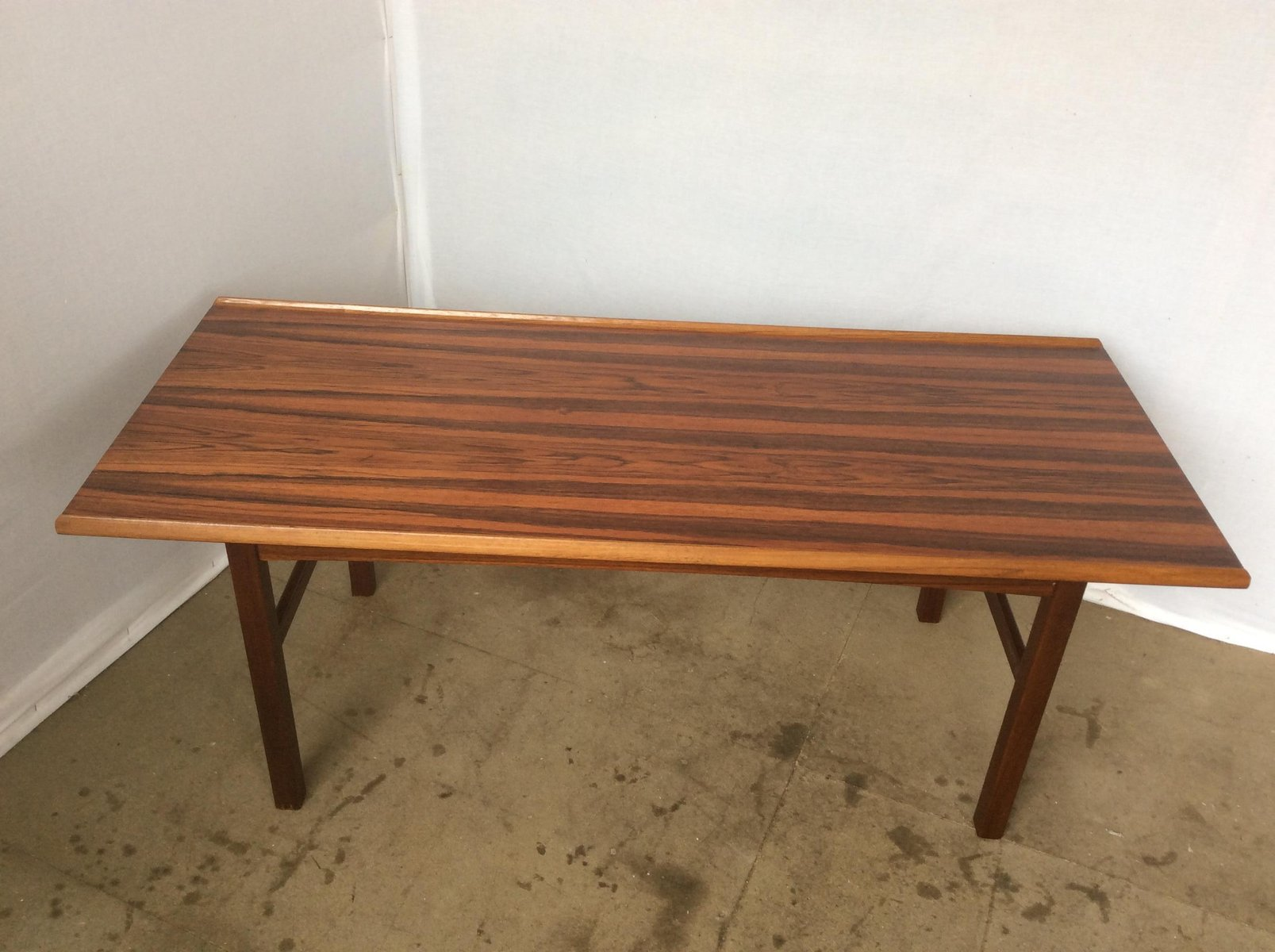 Danish Rosewood Coffee Table By Anton Kildeberg 1960s For Sale At Pamono