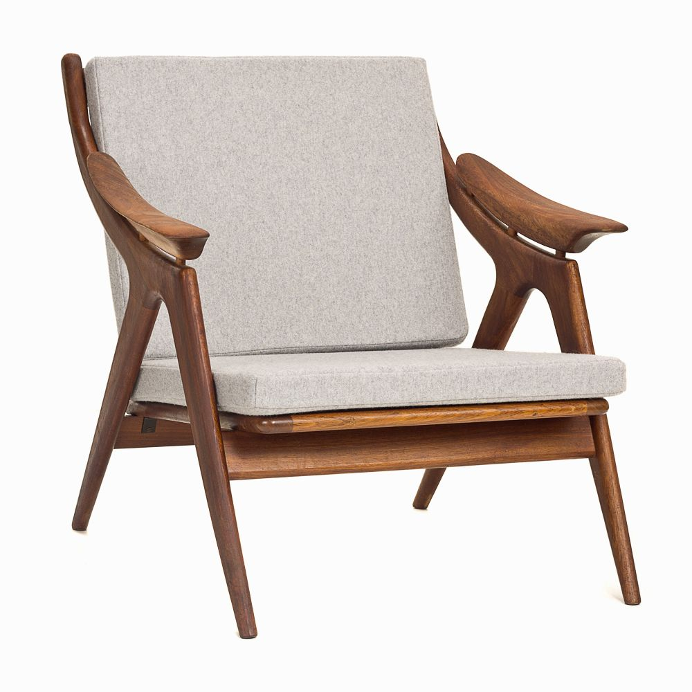 Vintage Mid Century Lounge Chair From Topform For Sale At