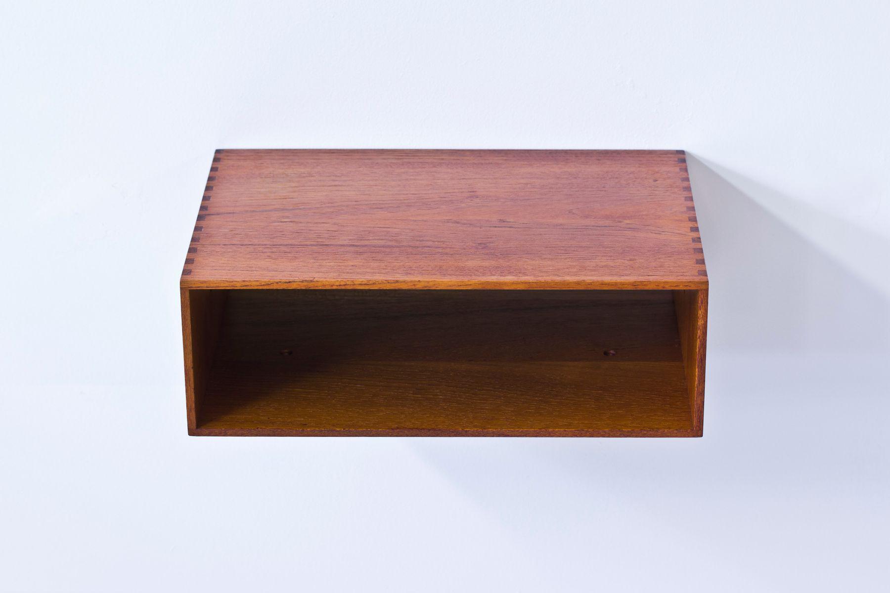 Hanging Vintage Bedside Tables by Uno & Östen Kristiansson for ...