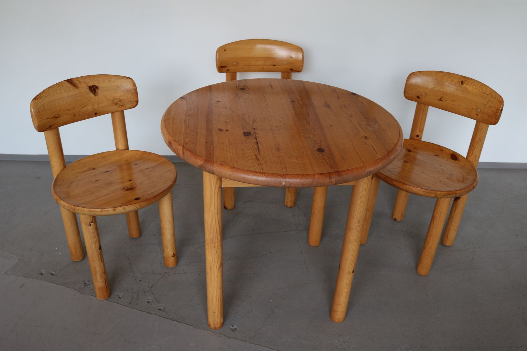 Table By Rainer Daumiller For Hirtshals Sawmill, 1970s For Sale At Pamono