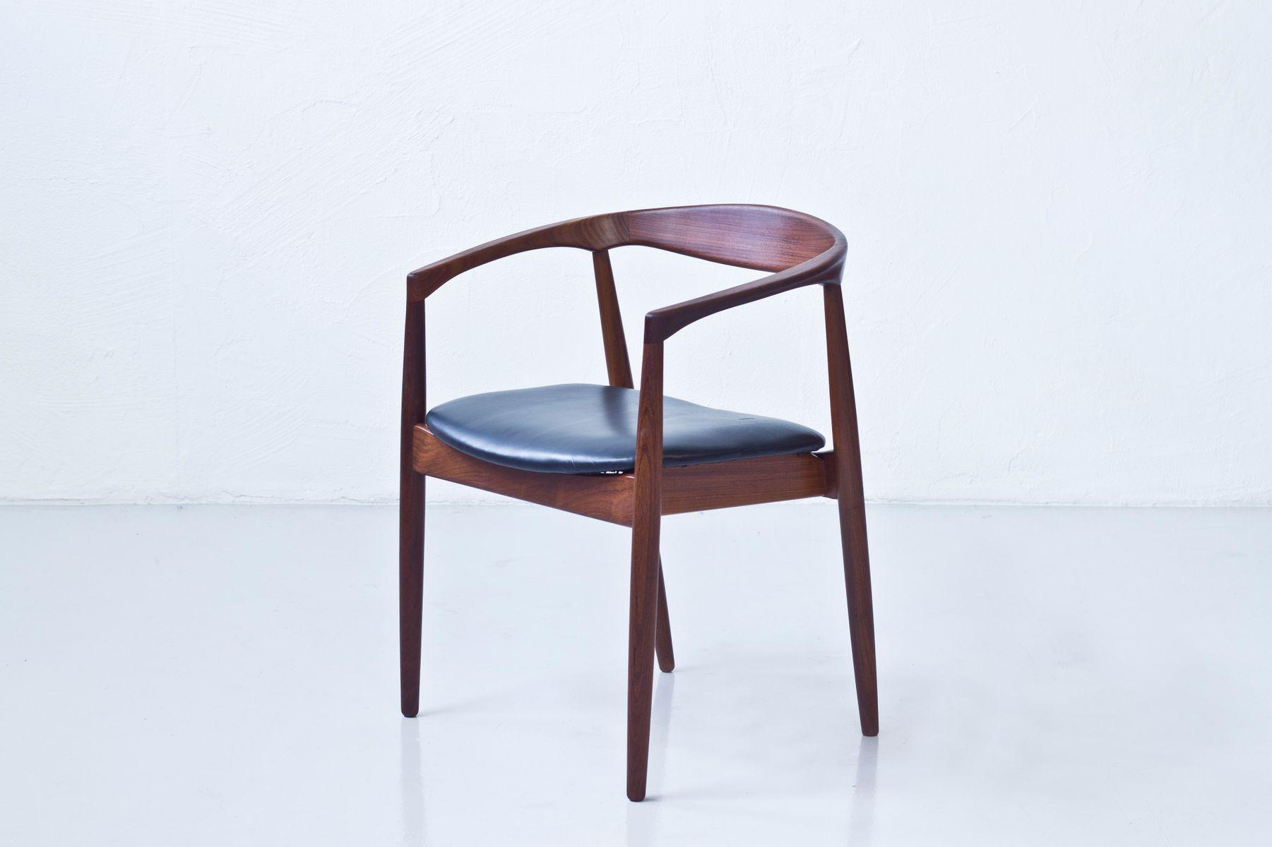 Troika Arm Chair by Kai Kristiansen for Ikea 1950s for sale at Pamono