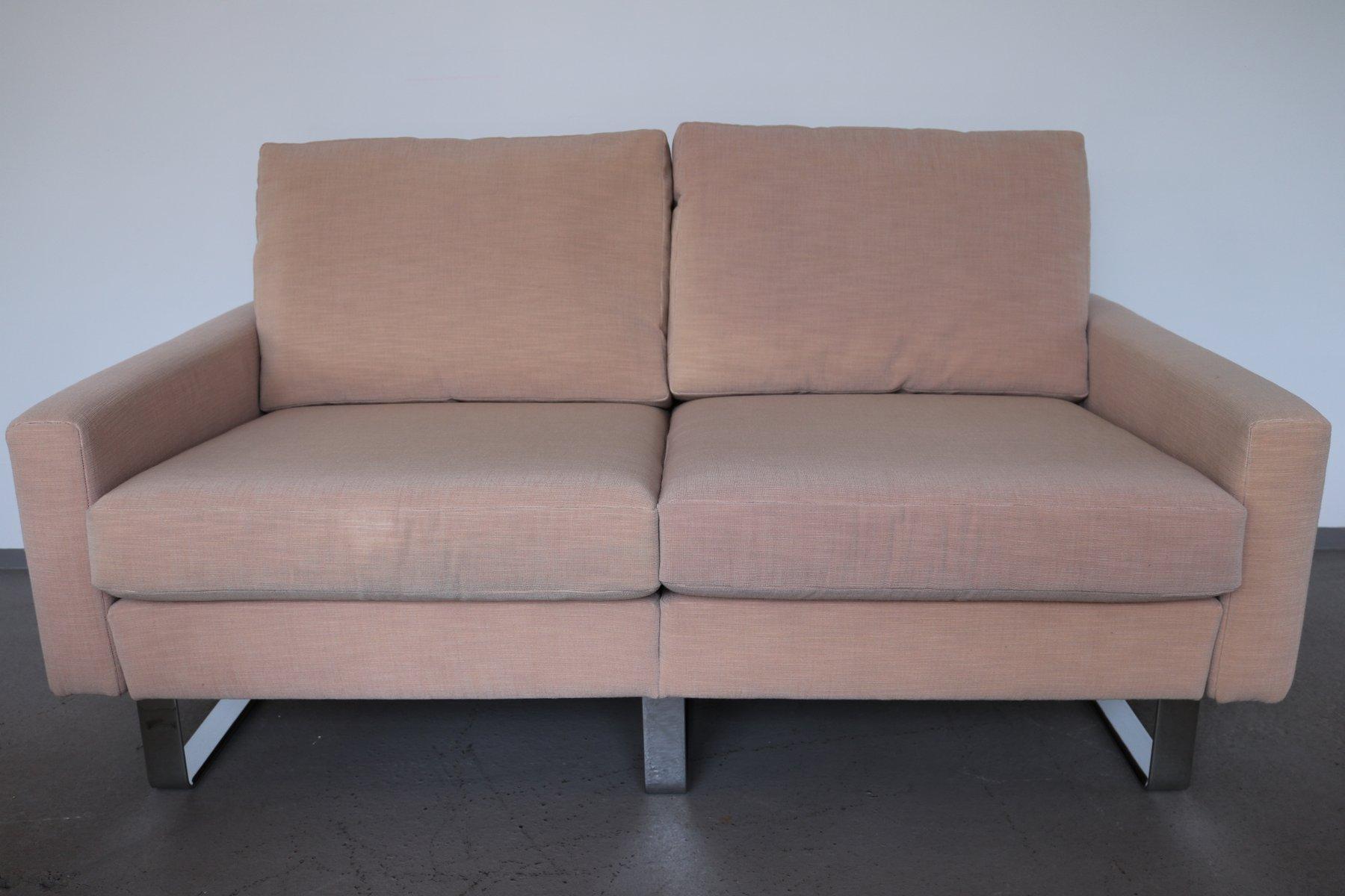 conseta sessel sofa tisch von f w m ller f r cor 1960 bei pamono kaufen. Black Bedroom Furniture Sets. Home Design Ideas