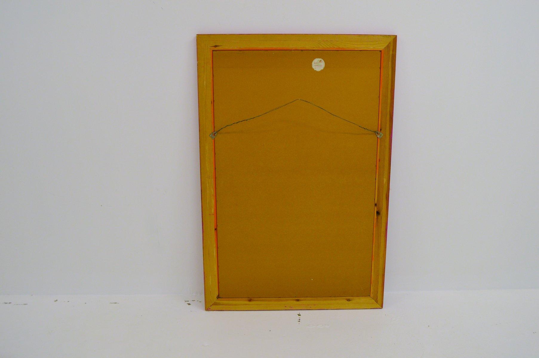 Grand miroir par erik h glund pour eriksm laglas 1969 en for Grand miroir pour buffet