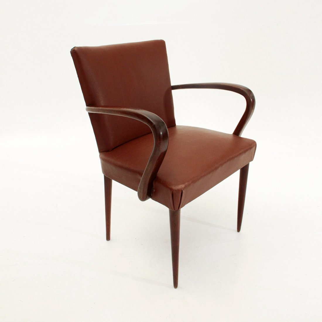 Italian Art Deco Armchair, 1930s for sale at Pamono