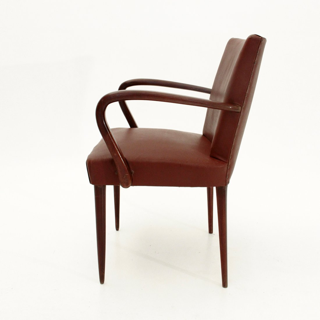 Italian art deco armchair 1930s for sale at pamono for Chair design 1930
