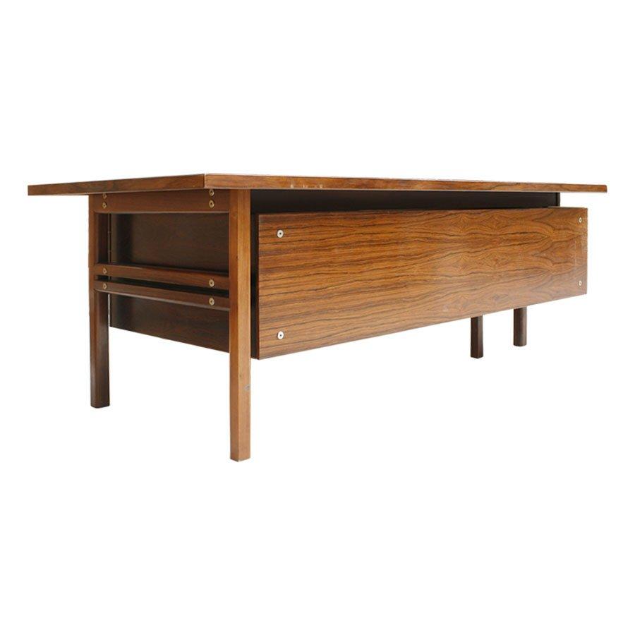 palisander schreibtisch von arne vodder 1960 bei pamono. Black Bedroom Furniture Sets. Home Design Ideas
