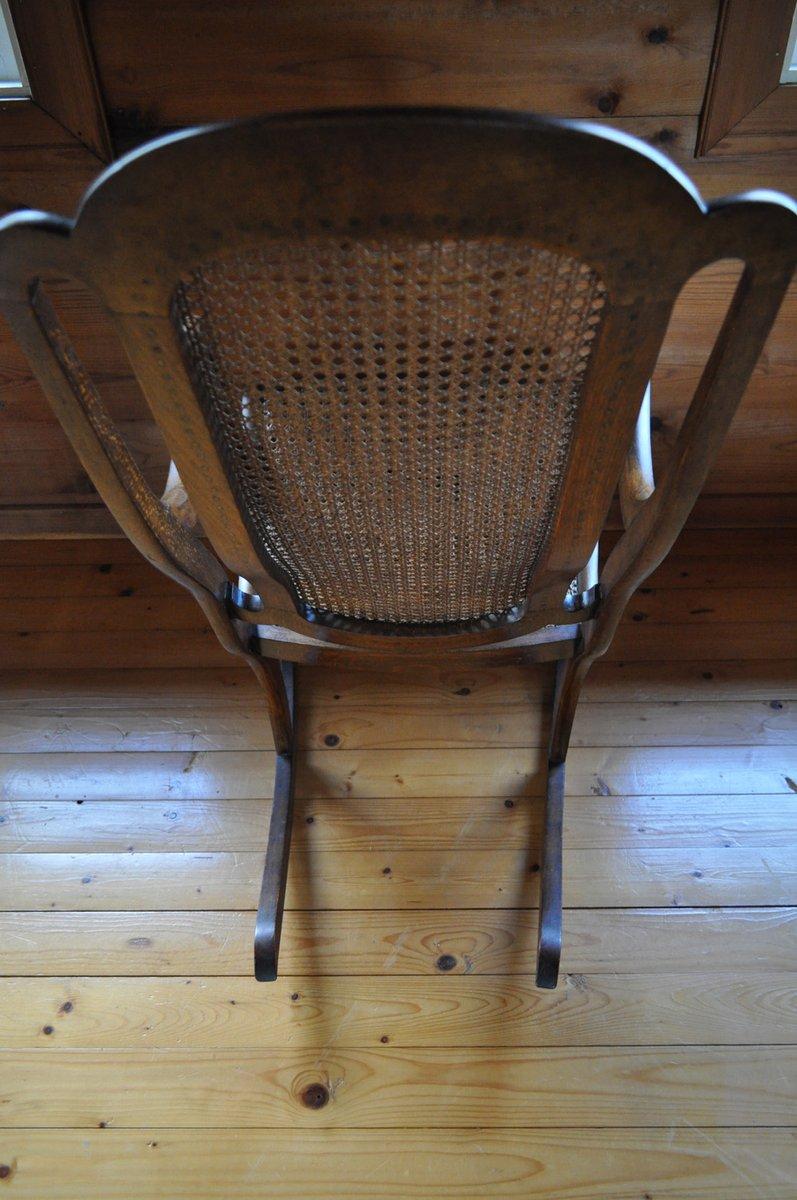 Vintage rattan rocking chair - Vintage Danish Rocking Chair 7 901 00 Price Per Piece