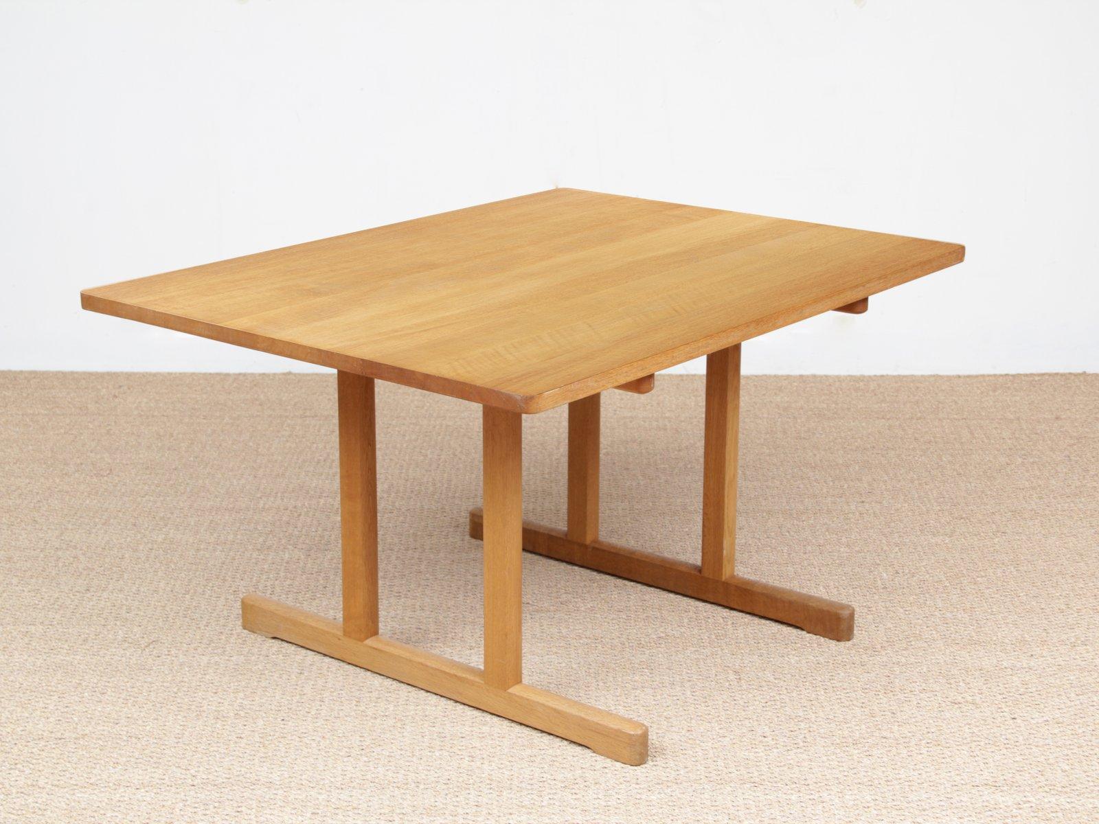 Scandinavian Shaker 6287 Dining Table by B¸rge Mogensen for